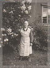 Selma piti pitkään huolta taloudesta.